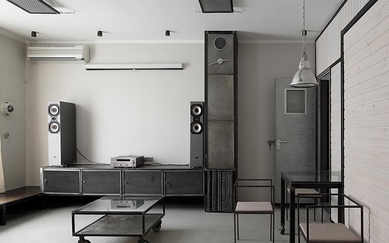 Квартира. гостиная из проекта , фото №36764