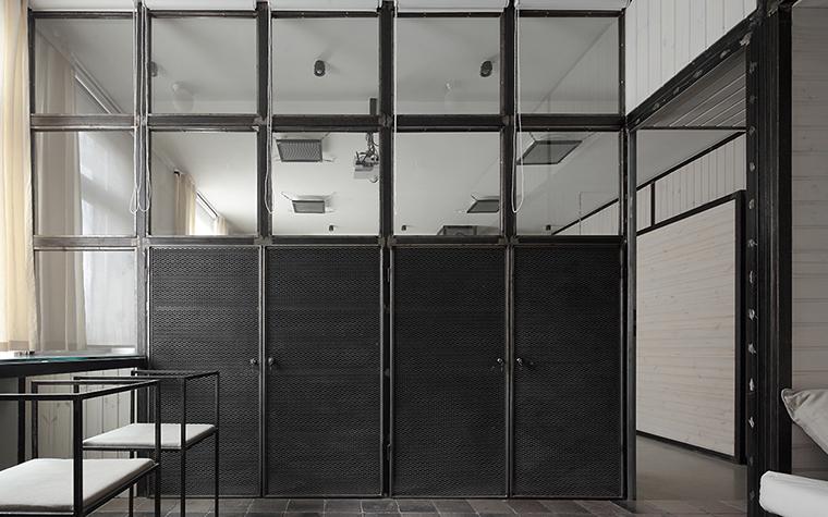 Квартира. кабинет из проекта , фото №36769