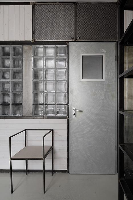 Квартира. кабинет из проекта , фото №36772