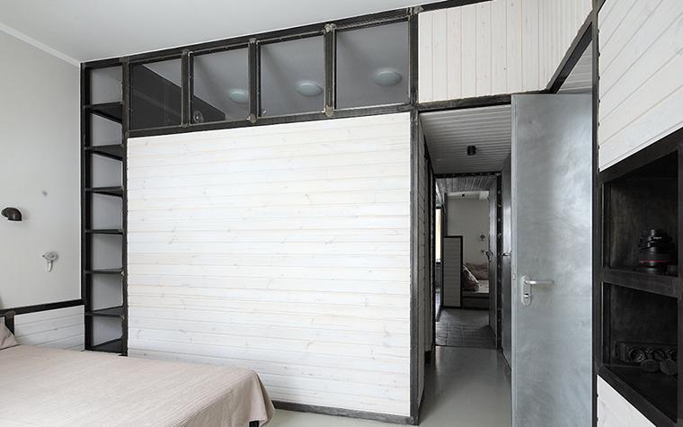 Квартира. спальня из проекта , фото №36774