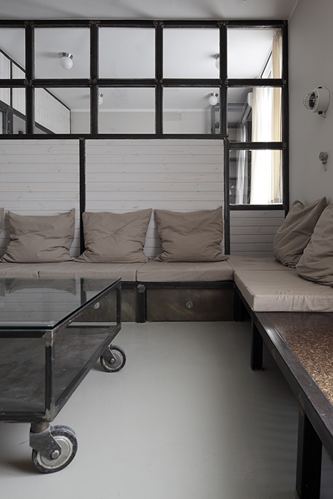Квартира. гостиная из проекта , фото №36757