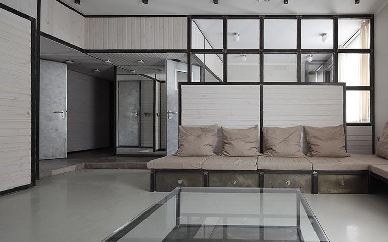 Квартира. гостиная из проекта , фото №36758