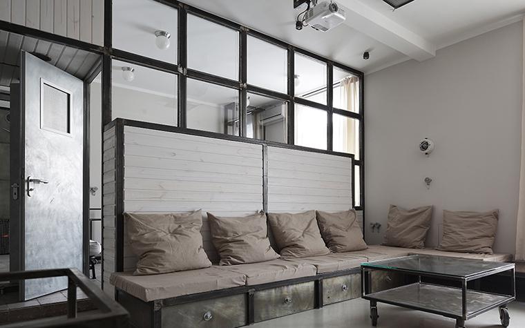 Квартира. гостиная из проекта , фото №36759
