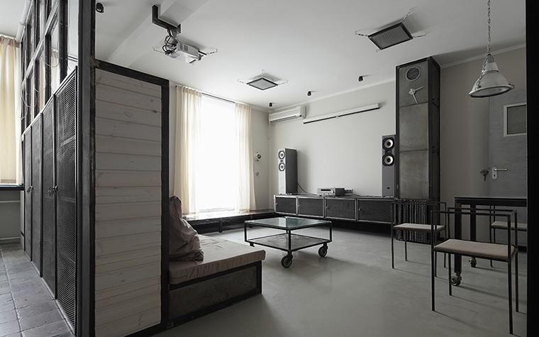 Квартира. гостиная из проекта , фото №36762