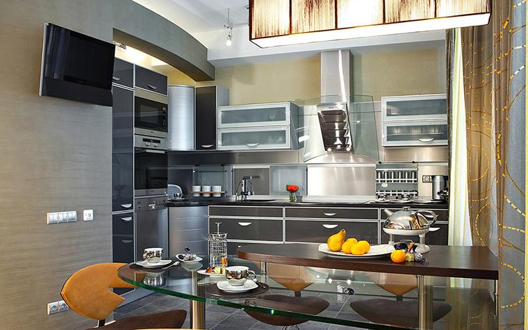 Фото № 36856 кухня  Квартира