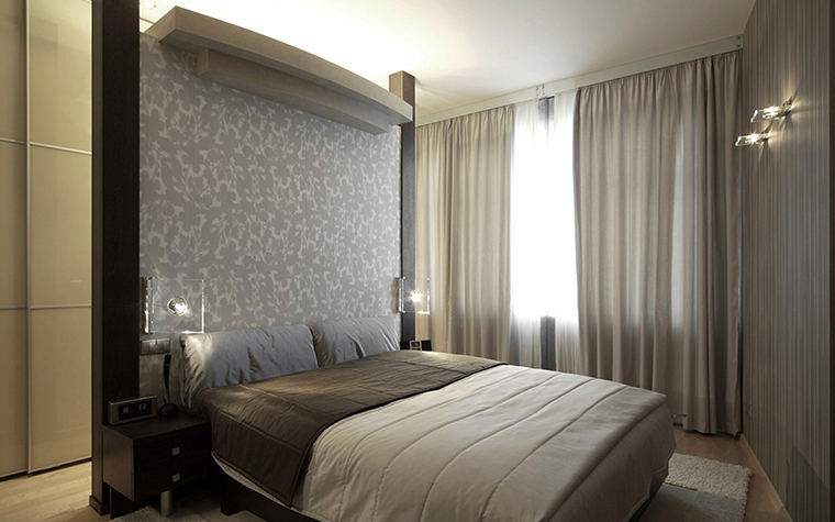 Фото № 36852 спальня  Квартира