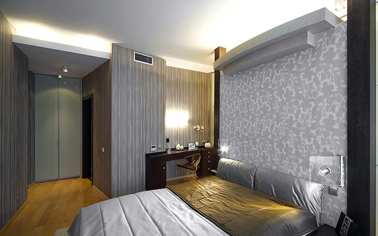 Фото № 36853 спальня  Квартира