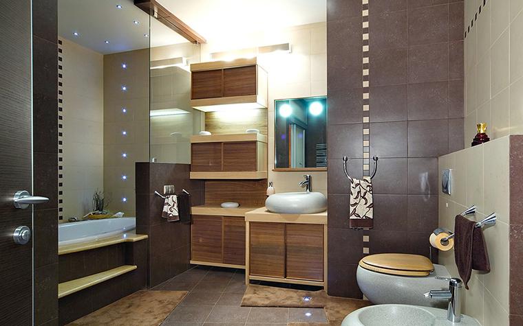 Фото № 36850 ванная  Квартира