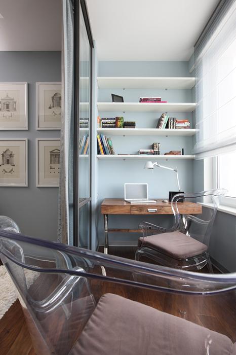 интерьер кабинета - фото № 36907