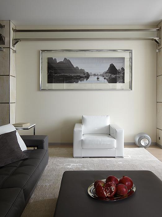 Квартира. гостиная из проекта , фото №36888