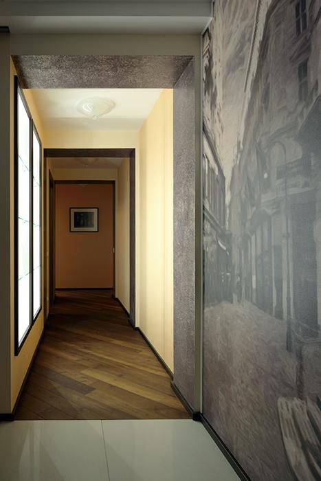 Квартира. холл из проекта , фото №36928