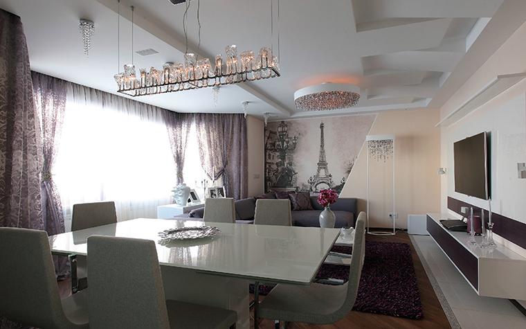 интерьер гостиной - фото № 36919