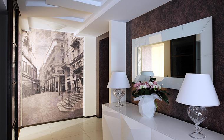 Квартира. холл из проекта , фото №36927