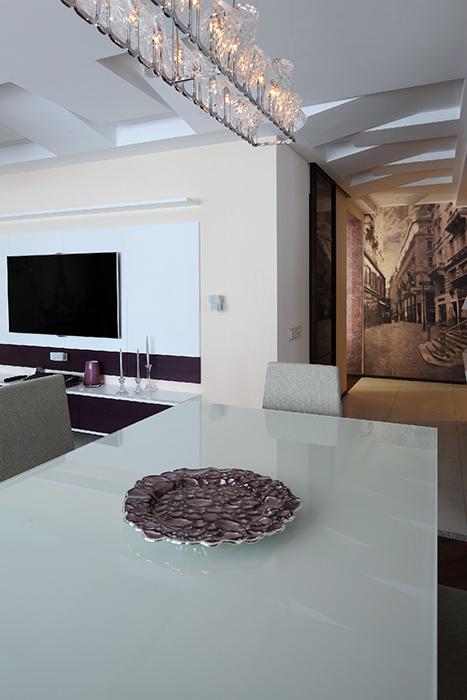 Квартира. столовая из проекта , фото №36922