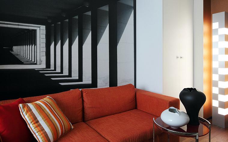Квартира. кабинет из проекта , фото №36911