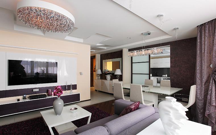 интерьер гостиной - фото № 36913