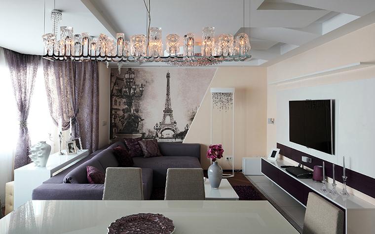 интерьер гостиной - фото № 36914