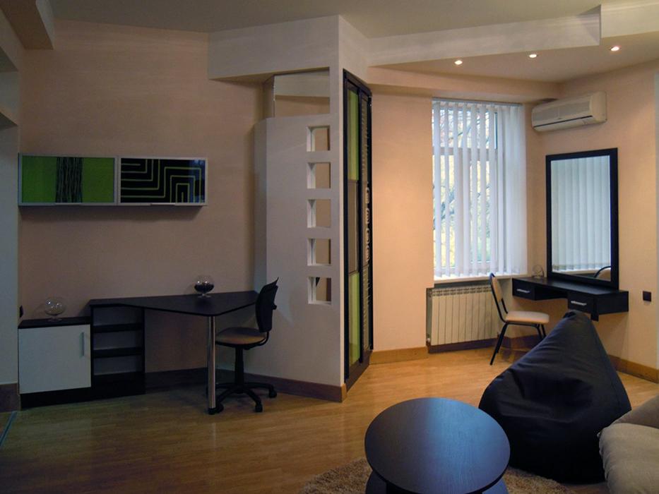 Фото № 36934 гостиная  Квартира