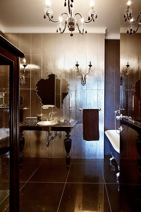 Квартира. ванная из проекта , фото №36953