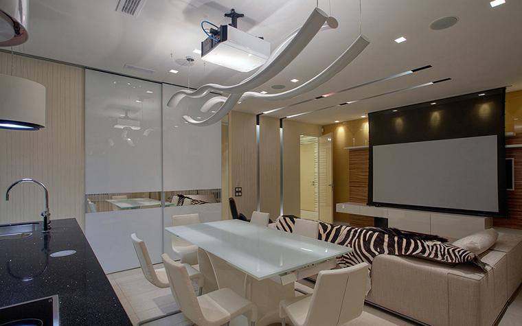 Квартира. столовая из проекта , фото №36991