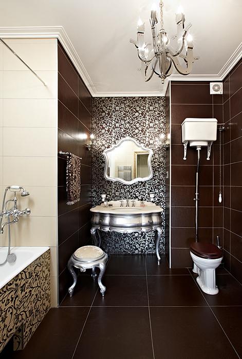 Фото № 37022 ванная  Квартира