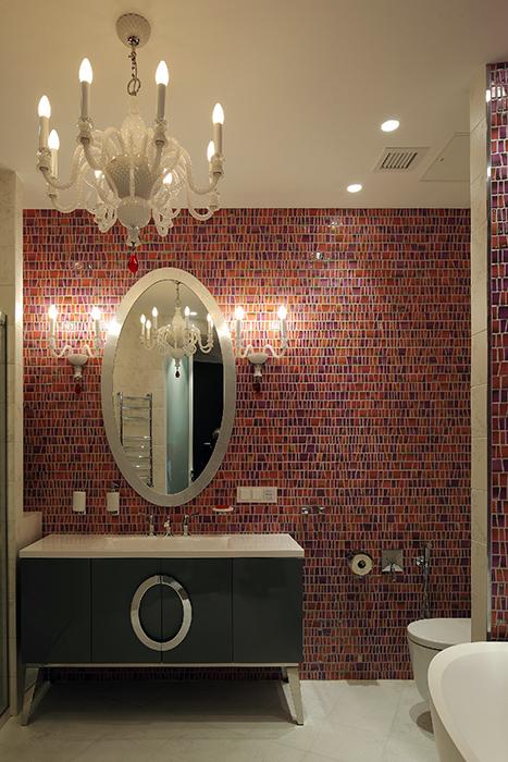 Квартира. ванная из проекта , фото №37077
