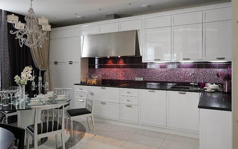 Квартира. кухня из проекта , фото №37094