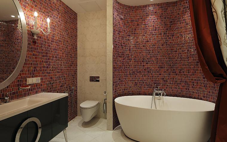 Квартира. ванная из проекта , фото №37076