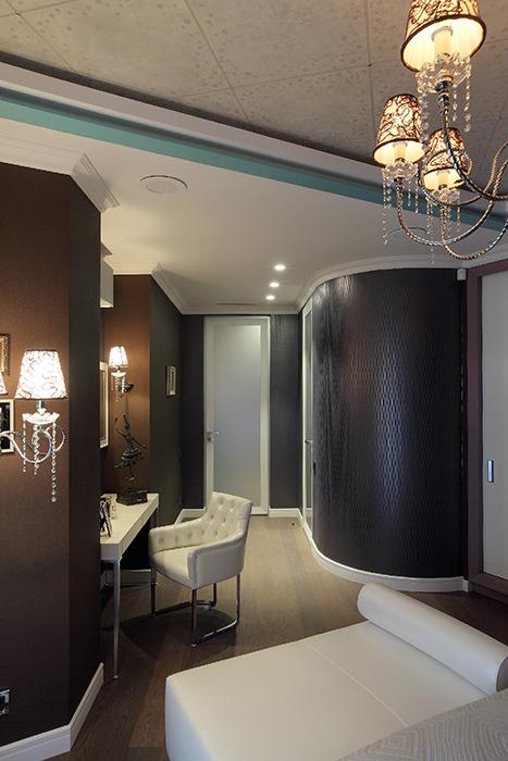 Квартира. холл из проекта , фото №37090