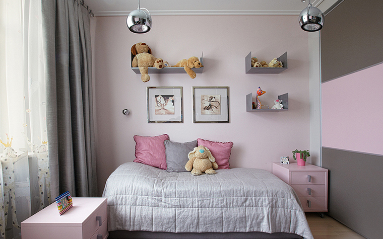 Фото № 37125 детская  Квартира