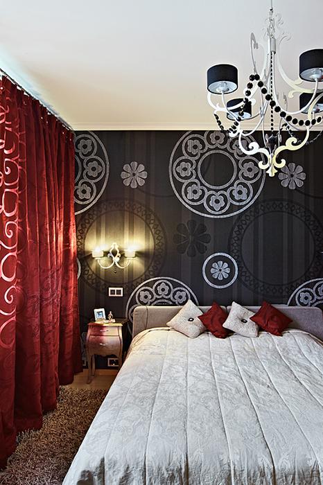 интерьер спальни - фото № 37138
