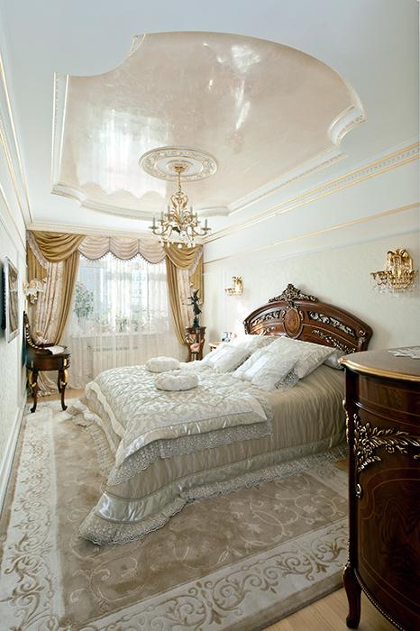 Фото № 37128 спальня  Квартира