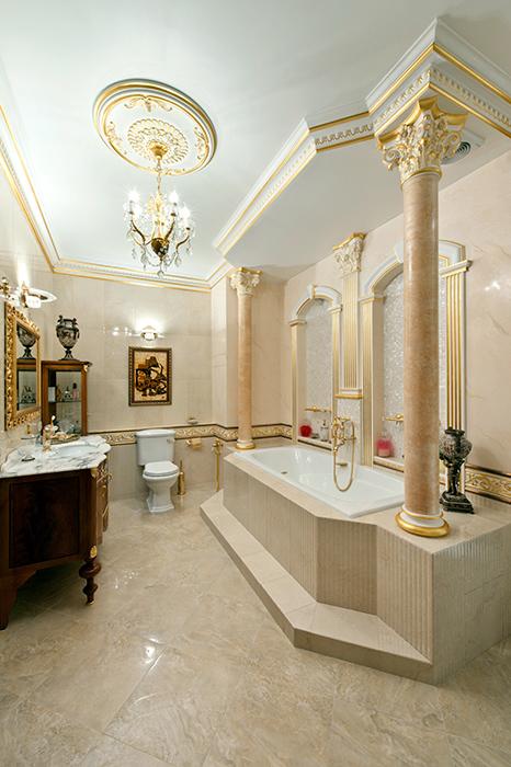 Фото № 37129 ванная  Квартира