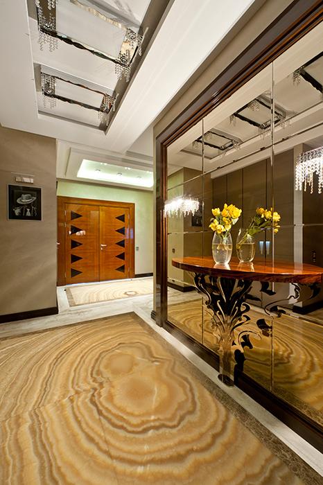 Фото № 37159 холл  Квартира