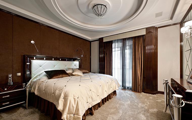 интерьер спальни - фото № 37154