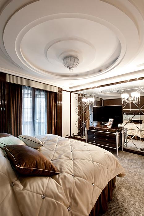 интерьер спальни - фото № 37155