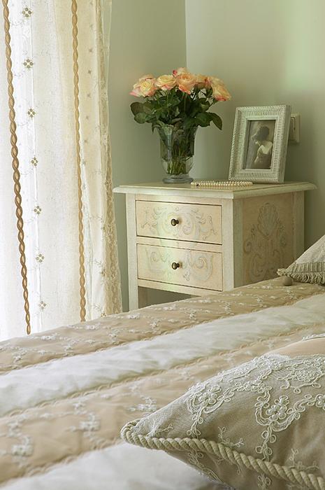 интерьер спальни - фото № 37184