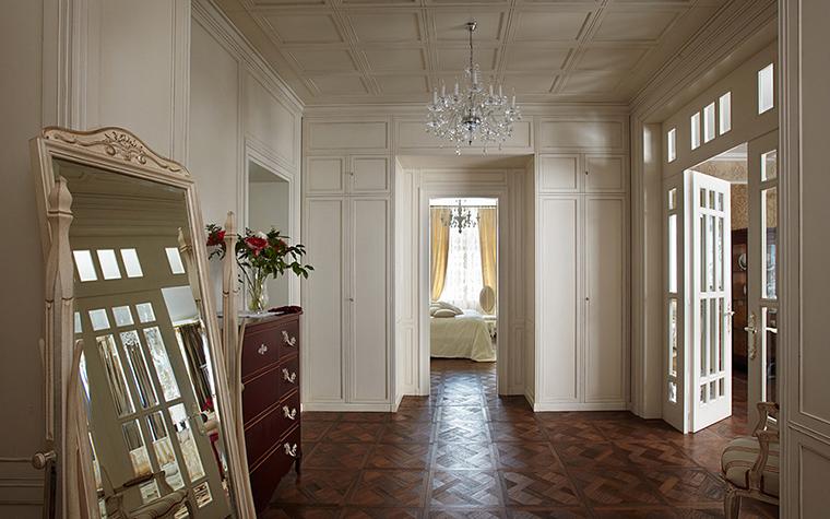 Квартира. холл из проекта , фото №37212