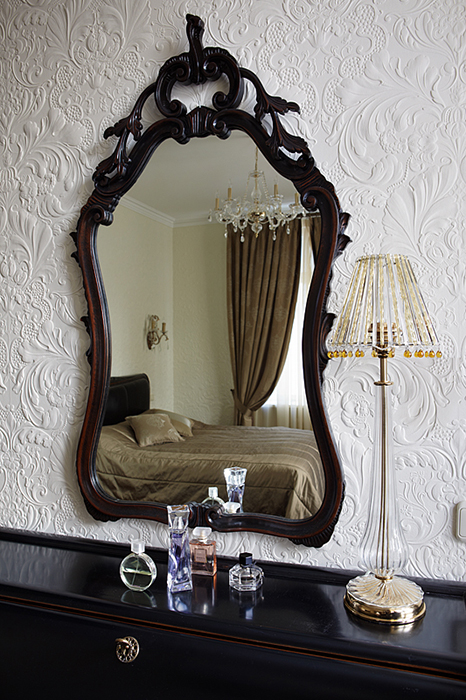 интерьер спальни - фото № 37209