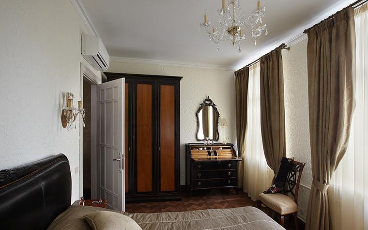интерьер спальни - фото № 37210