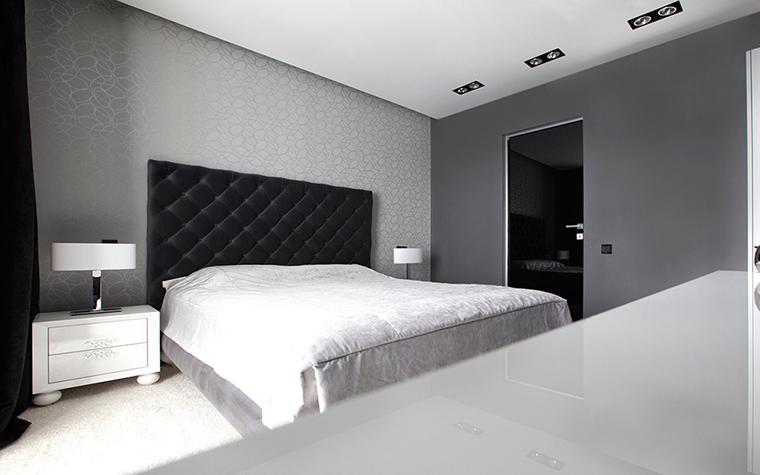 Квартира. спальня из проекта , фото №37334