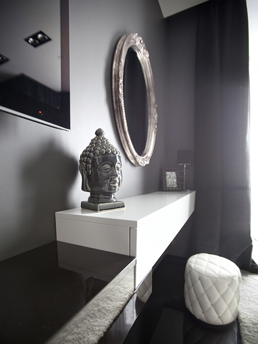 Квартира. спальня из проекта , фото №37335