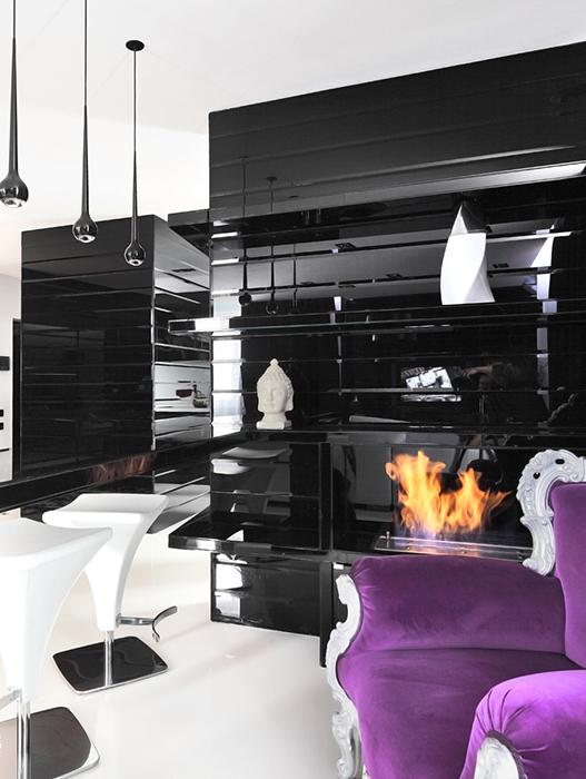 Современный дизайн интерьеров квартиры