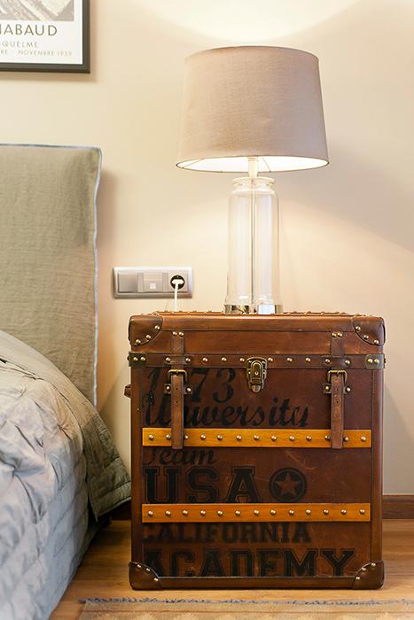 интерьер спальни - фото № 37422