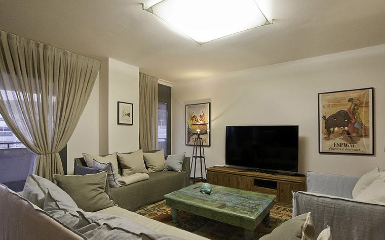 Фото № 37423 гостиная  Квартира