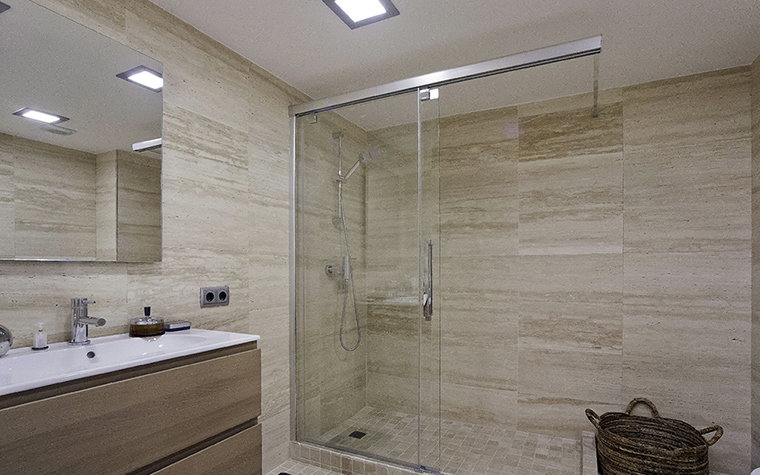 Фото № 37417 ванная  Квартира