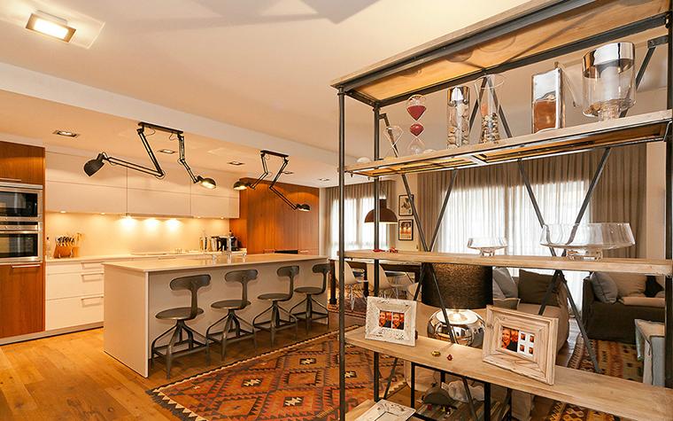 Фото № 37420 кухня  Квартира
