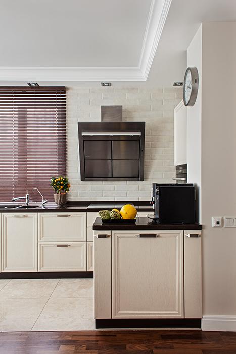 Квартира. кухня из проекта , фото №37538