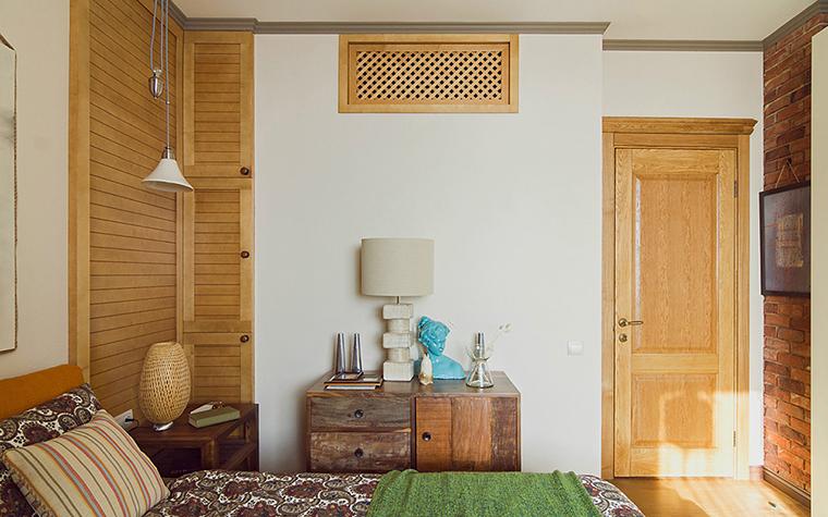 Фото № 37578 спальня  Квартира