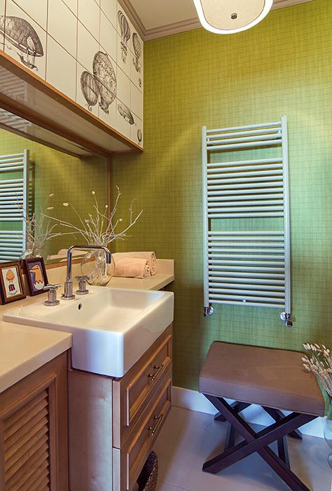 Фото № 37582 ванная  Квартира